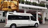 Thuê xe limousine dcar đi sân Golf Hoàng Gia