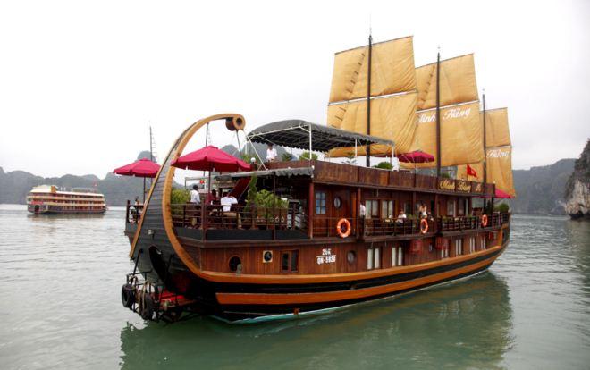 Công ty TNHH Du thuyền Việt Nam