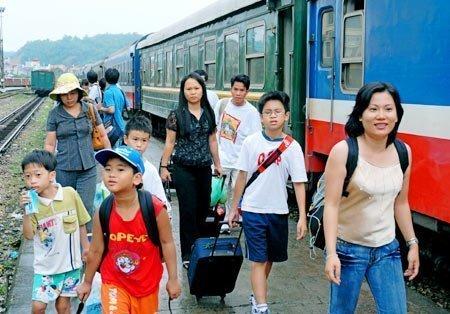 Đại lý vé tàu hỏa sapa