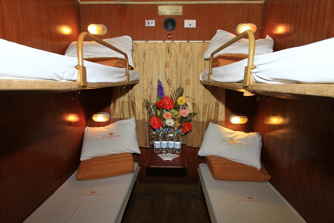 Bán vé tàu giường nằm Hà Nội đi Vinh
