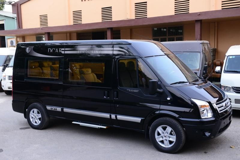 Thuê xe limousine dcar đi Hanoi Golf Club