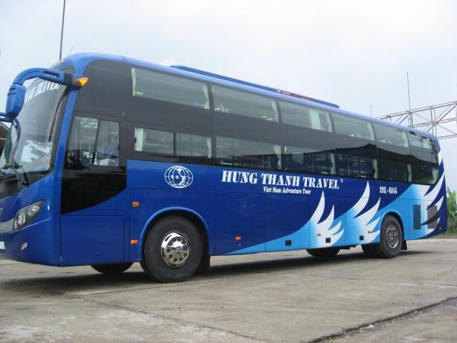 Xe open bus Hưng Thành