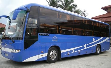 Xe open bus Sinhtourist