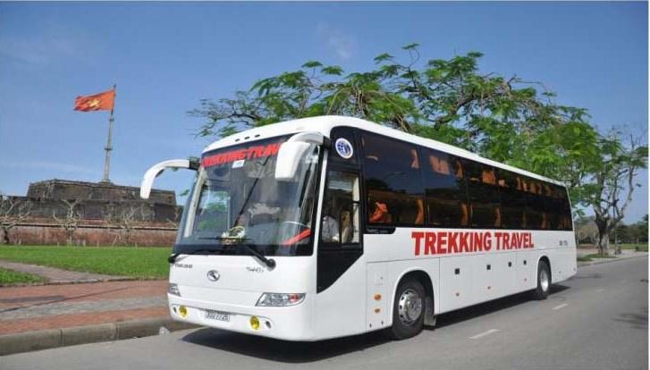 Xe open bus Trekking