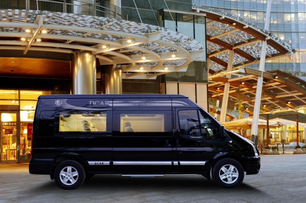 Thuê xe dcar limousine đi Trúc Lâm Tây Thiên